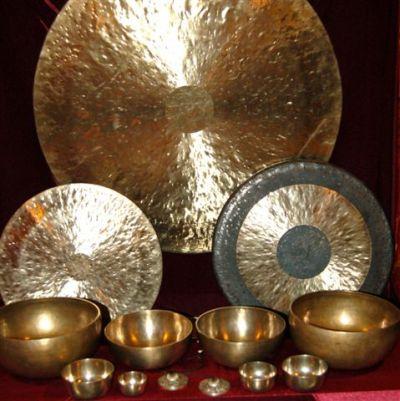 Gong fen, gong tatm-tam Akademia Dźwięku Aktualności.